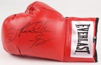 Riddick Bowe Signed Everlast Boxing Glove (Bowe Hologram)