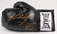 Riddick Bowe Signed Everlast Black Boxing Glove (Bowe Hologram)