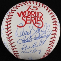 1978 Yankees World Series Champions Baseball Signed by (21) with Reggie Jackson, Goose Gossage, Sparky Lyle, Ron Guidry, Bucky Dent, Chris Chambliss, Mickey Rivers, Roy White, Graig Nettles, Lou Piniella (JSA LOA)