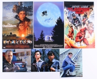 "Lot of (6) C. Thomas Howell Signed Photos with ""E.T."", ""The Outsiders"", ""Justice League: Flashpoint Paradox"" (Schwartz COA)"