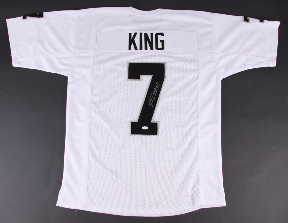 King Marquette Marquette Jersey King