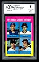 1975 Topps #620 Carter / Hill / Meyer / Roberts (BCCG 7)