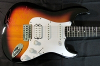 Roger Waters Signed Electric Guitar (PSA LOA)