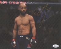 Demetrious Johnson Signed UFC 8x10 Photo (JSA COA)