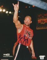 "Lex Luger Signed 8"" x 10"" Photo (Autograph Reference COA)"