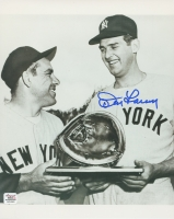 "Don Larsen Signed Yankees 8"" x 10"" Photo (Autograph Reference COA) at PristineAuction.com"