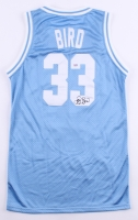 Larry Bird Signed Indiana State Sycamores Jersey (PSA COA)
