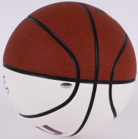 Shaquille O'Neal Signed LSU Tigers Logo Basketball (Schwartz COA) at PristineAuction.com