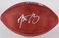 Aaron Rodgers Signed Official Super Bowl XLV Game Ball (Fanatics Hologram)