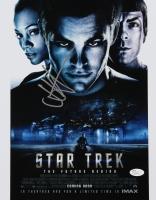 "J. J. Abrams Signed ""Star Trek: The Future Begins"" 11x14 Photo (JSA COA)"