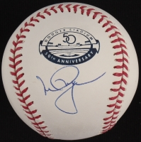 Mark McGwire Signed 50th Anniversary OML Baseball (JSA)