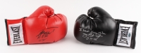 "Lot of (2)  Signed Everlast Boxing Gloves with (1) Larry Holmes & (1) James ""Buster"" Douglas (Schwartz COA)"