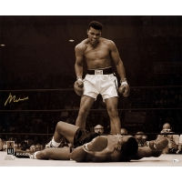 Muhammad Ali Signed 20x24 Photo (OA COA)