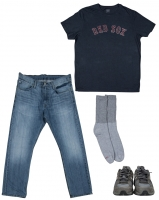 "Mark Wahlberg Screen-Worn ""Ted 2"" Complete Outfit (MRC COA)"