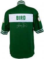 Larry Bird Signed Celtics Jersey (Beckett COA & Bird Hologram)