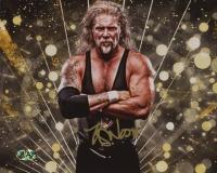 Kevin Nash Signed WWE 8x10 Photo (MAB Hologram)