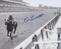 Ron Turcotte Signed Secretariat 8x10 Photo (JSA COA)