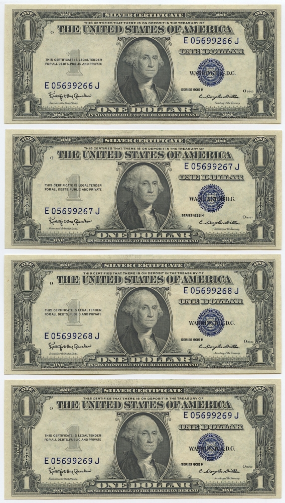 1935 D Dollar Bill Silver Certificate Value Best Design