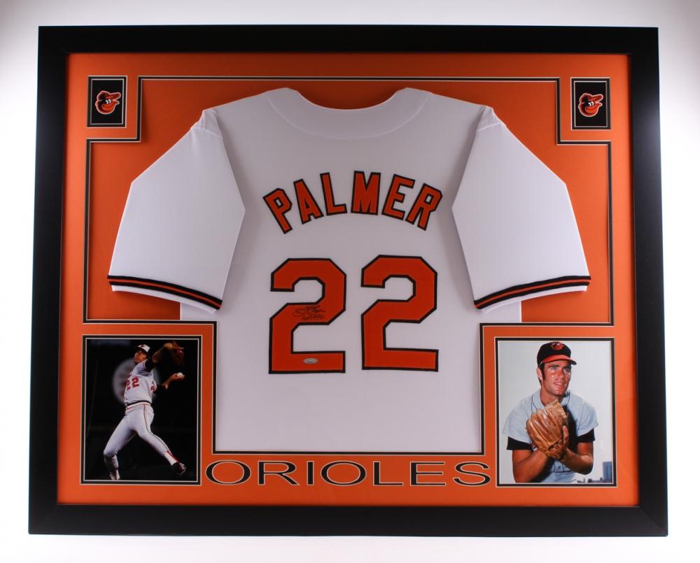 1697b861a Jim Palmer Signed Orioles 43.5