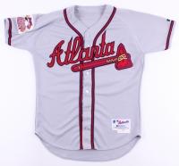 Greg Maddux Atlanta Braves 2000 Game-Used Jersey (Lou Lampson LOA)