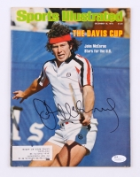 John McEnroe Signed 1978 Sports Illustrated Magazine (JSA COA)