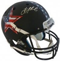Troy Aikman Signed Cowboys Full-Size Custom Matte Black Helmet (JSA COA & Aikman Hologram)