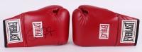 Roy Jones Jr. Signed Pair of Everlast Boxing Gloves (JSA COA)
