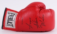 """Sugar"" Shane Mosley Signed Everlast Boxing Glove (JSA COA)"