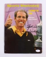 Tom Weiskopf Signed Vintage 1973 Sports Illustrated Magazine (JSA COA)