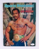Ken Norton Signed 1978 Sports Illustrated Magazine (JSA COA)