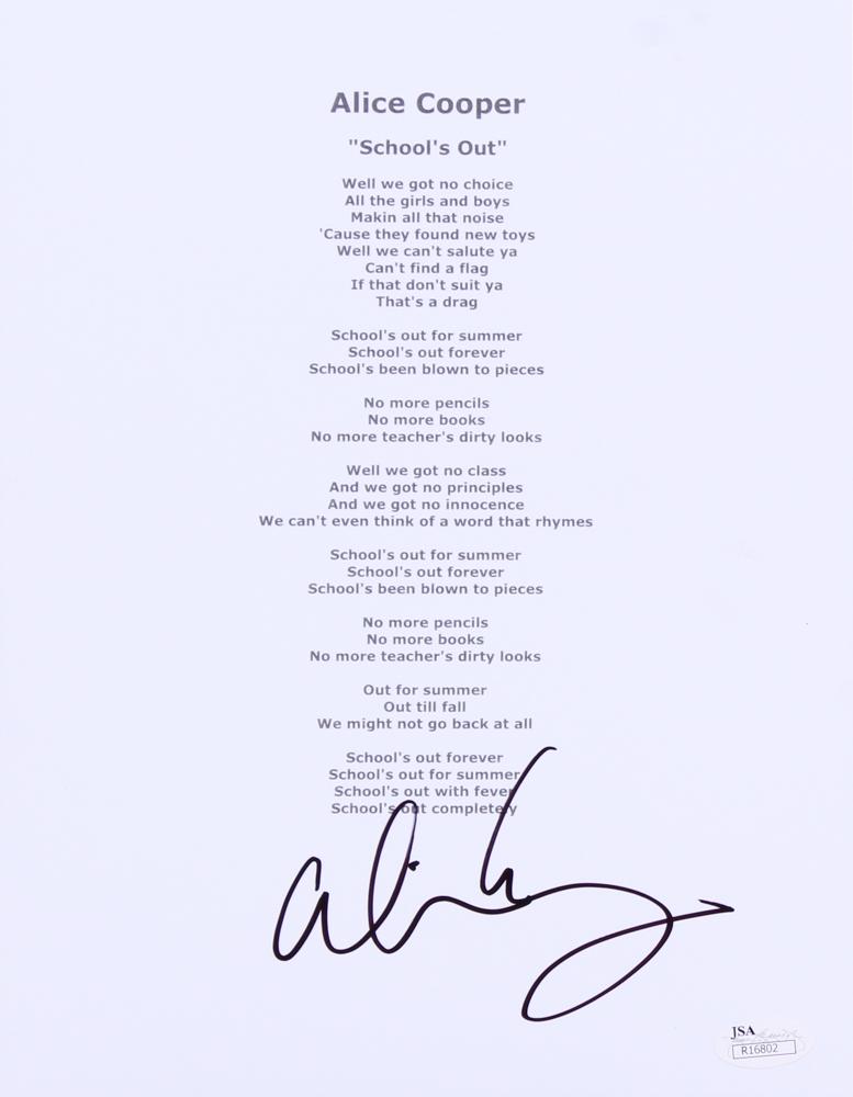 b9cfabd4d26b Alice Cooper Signed
