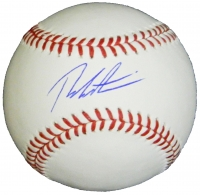 Theo Epstein Signed Rawlings Official MLB Baseball at PristineAuction.com