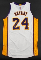 Kobe Bryant Signed Lakers Adidas Authentic Jersey (Panini COA) at PristineAuction.com