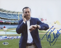 Tom Ricketts Signed 8x10 Photo (Beckett COA)