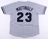 Don Mattingly Signed Jersey (JSA COA) at PristineAuction.com