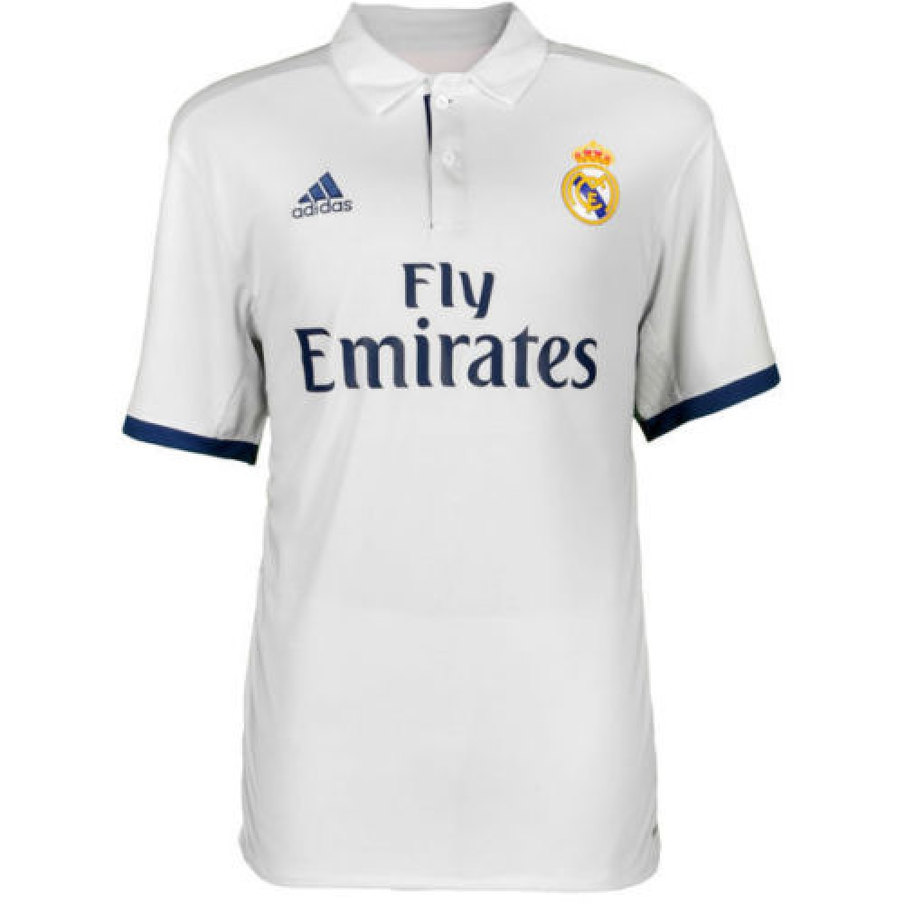 8004fa86f93 Cristiano Ronaldo Signed Real Madrid Authentic Adidas Soccer Jersey (Ronaldo  COA) at PristineAuction.