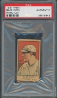 1921 W551 #7 Babe Ruth (PSA Authentic)