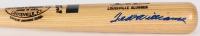 Ted Williams Signed Custom Engraved Louisville Slugger Hillerich & Bradsby Co. Baseball Bat (Williams COA)