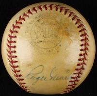 Roger Maris Signed ONL Baseball (JSA LOA)