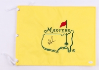 Fred Couples Signed Masters Tournament Golf Pin Flag (JSA COA)