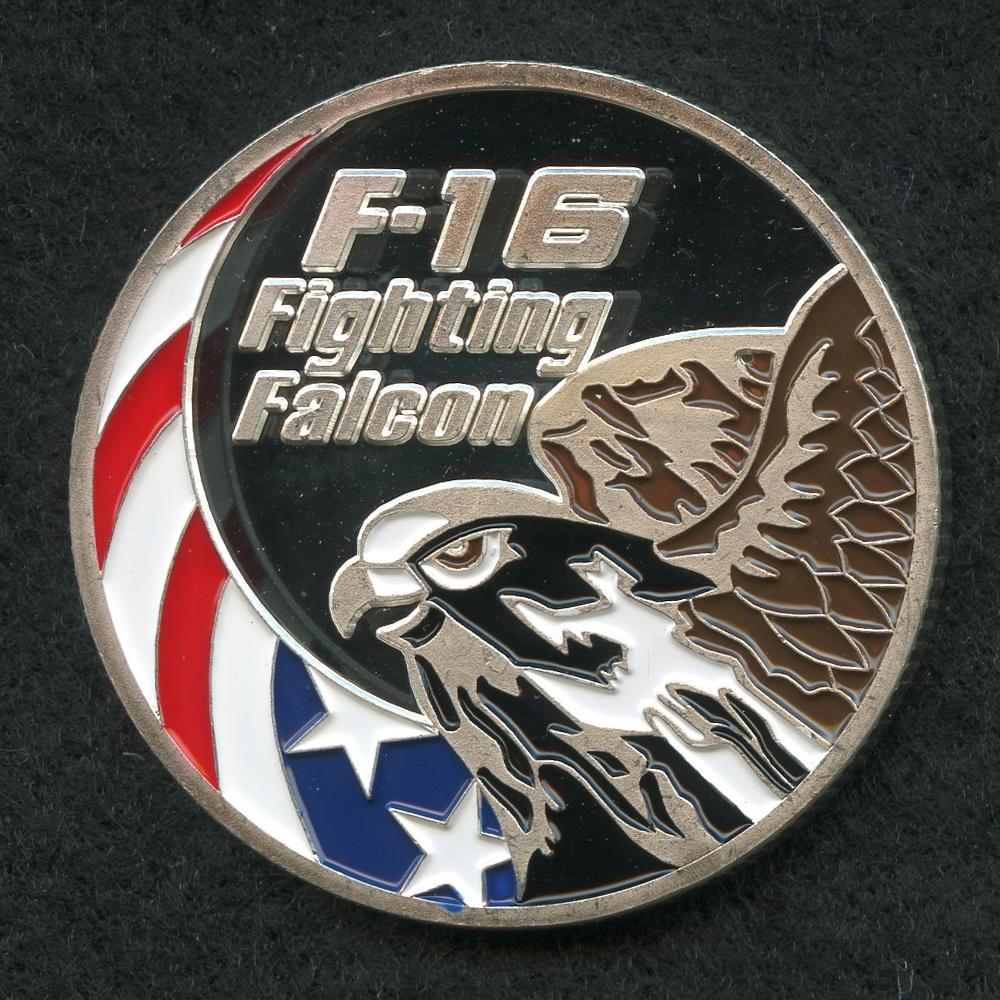 f 16 coin