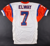 John Elway Signed Broncos Game-Used Jersey from the 1994 Denver Broncos season (JSA LOA & Mears LOA)