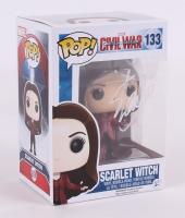 """Stan Lee Signed Marvel """"Scarlet Witch"""" Funko Pop Vinyl Figure (Radtke COA & Lee Hologram) at PristineAuction.com"""