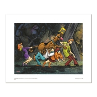 """Scooby Snacks"" Limited Edition 16x20 Giclee from Hanna-Barbera at PristineAuction.com"