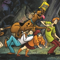 """""""Scooby Snacks"""" Limited Edition 16x20 Giclee from Hanna-Barbera at PristineAuction.com"""