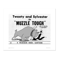 """Muzzle Tough"" Limited Edition 16x20 Giclee from Warner Bros. at PristineAuction.com"