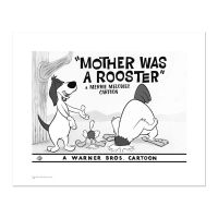 """Mother Was A Rooster"" Limited Edition 16x20 Giclee from Warner Bros. at PristineAuction.com"