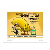 """Hyde and Go Tweet- color"" Limited Edition 16x20 Giclee from Warner Bros. at PristineAuction.com"