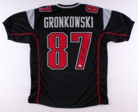 Rob Gronkowski Signed Patriots Jersey (JSA COA) at PristineAuction.com