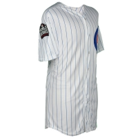 "Kris Bryant Signed Chicago Cubs 2016 World Series Jersey Inscribed ""2016 NL MVP"" (Fanatics Hologram & MLB Hologram) at PristineAuction.com"